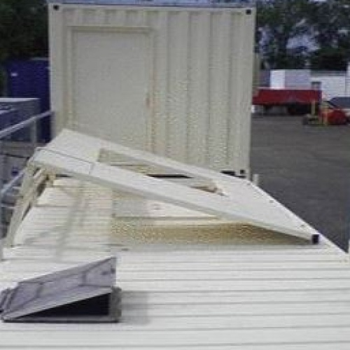 Pitched Roof Props
